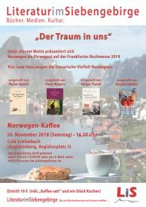Einladung Norwegen-Kaffee