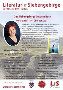 Anne Siegel Wilde Frauen Plakat