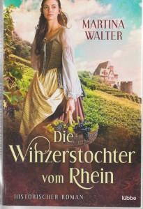Cover Martina Walter Winzerstochter